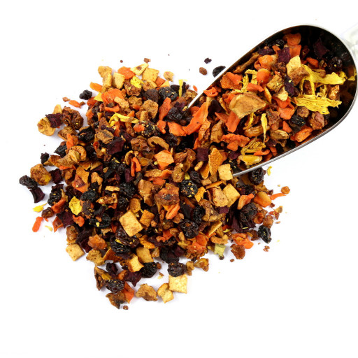 Tè e infusi alla frutta