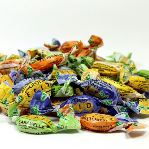 Caramelle, Liquirizia, Dolcificanti