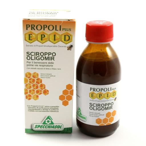 SPECCHIASOL - Oligomir sciroppo - Linea Epid - 170ml