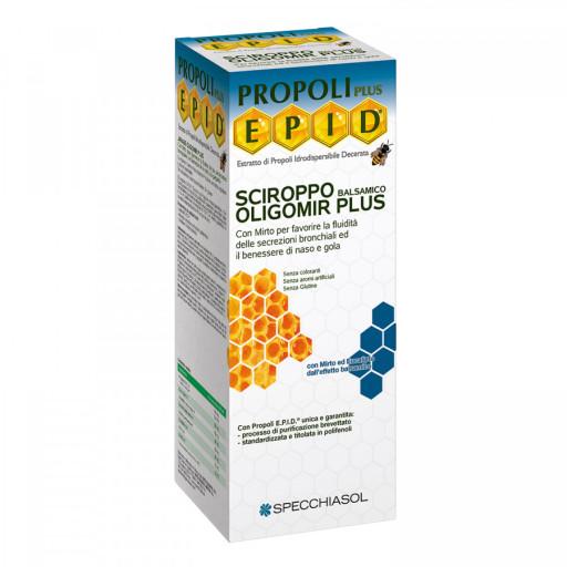 SPECCHIASOL - Oligomir plus sciroppo - Linea Epid - 170ml