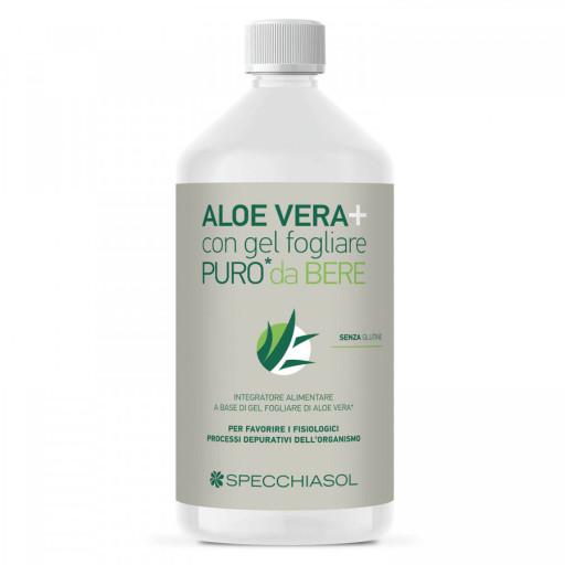 SPECCHIASOL - Succo di Aloe Vera - 1000ml
