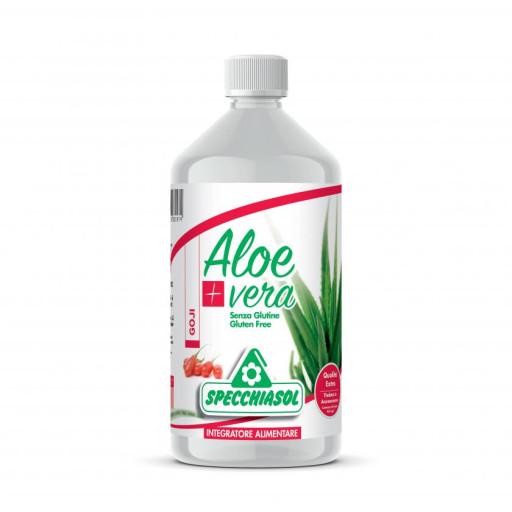 SPECCHIASOL - Succo di Aloe Vera + con Goji - 1000ml