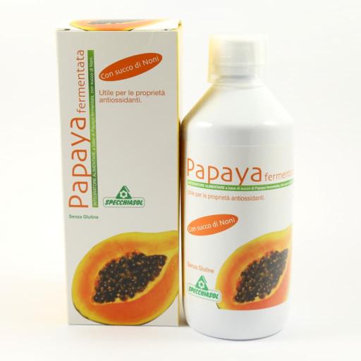 Papaya Fermentata - 500ml
