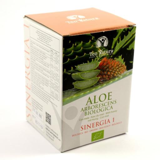 TEO NATURA - Aloe Arborescens Sinergia 1 biologica - 750ml