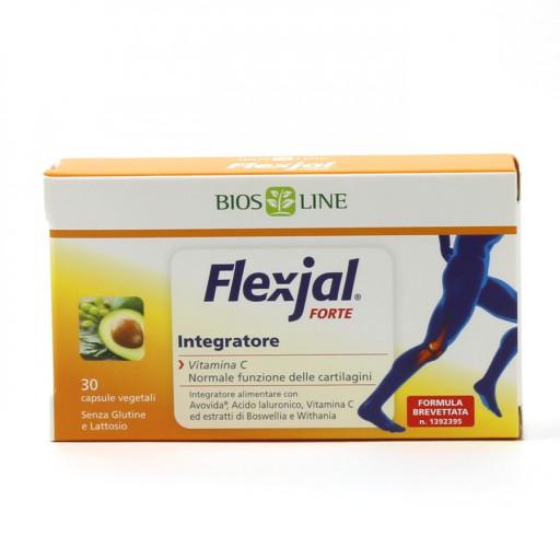 BIOS LINE - Flexjal Forte - 30 capsule