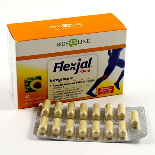 BIOS LINE - Flexjal forte - 60 capsule