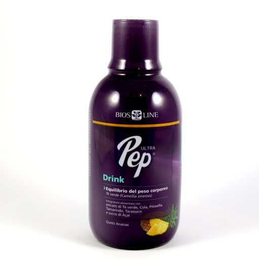 BIOS LINE  - Ultra Pep Drink gusto Ananas - 500ml