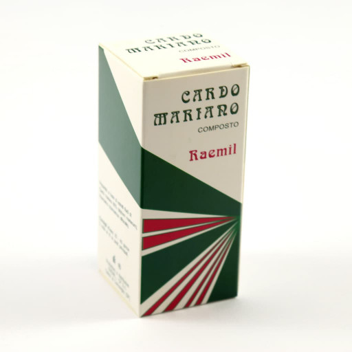 Cardo Mariano composto - 25ml
