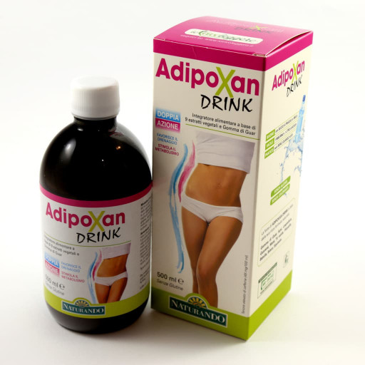 NATURANDO - Adipoxan Drink - 500ml