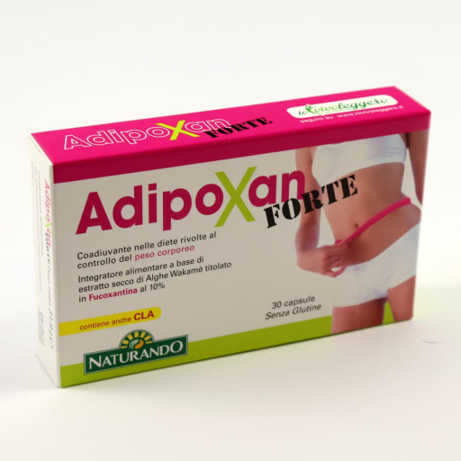 NATURANDO - Adipoxan Forte - 30 capsule