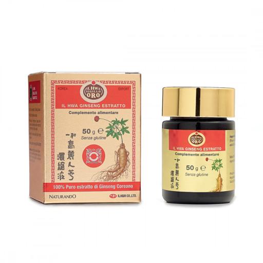 Hwa Ginseng estratto - 50gr