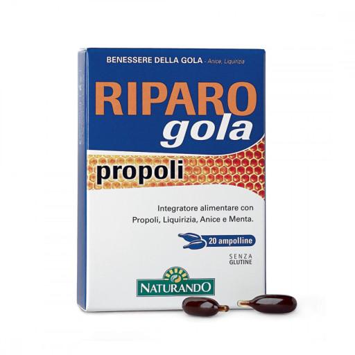 NATURANDO - Riparo Gola Propoli - 20 ampolline