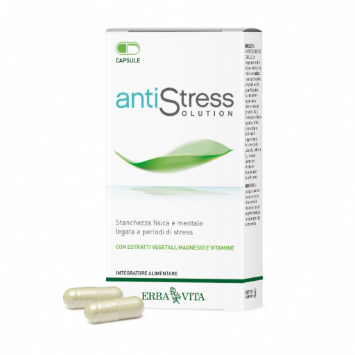 ERBA VITA - Antistress solution - 45 capsule