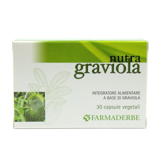 Nutra Graviola - 30 capsule vegetali