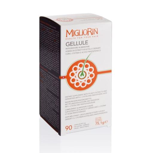MIGLIORIN - Migliorin gellule - 90 gellule
