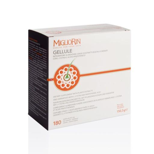 MIGLIORIN - Migliorin gellule - 180 gellule