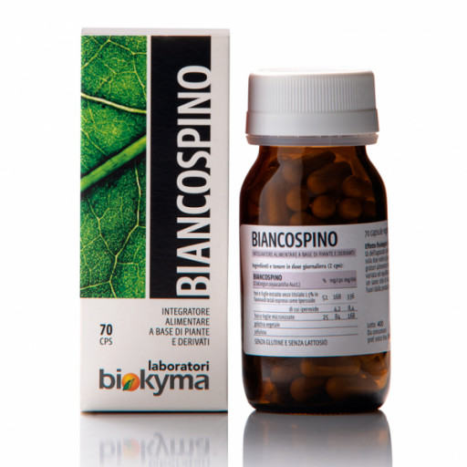 BIOKYMA - Biancospino - 70 capsule