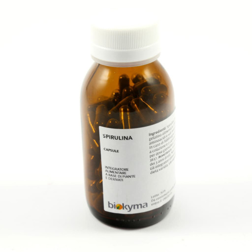 Spirulina - 120 capsule