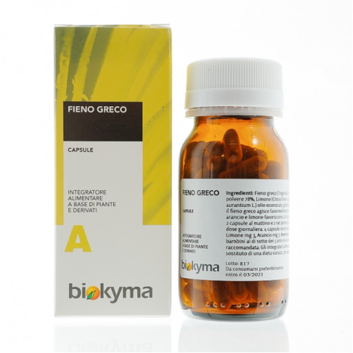 BIOKYMA - Fieno greco - 70 capsule