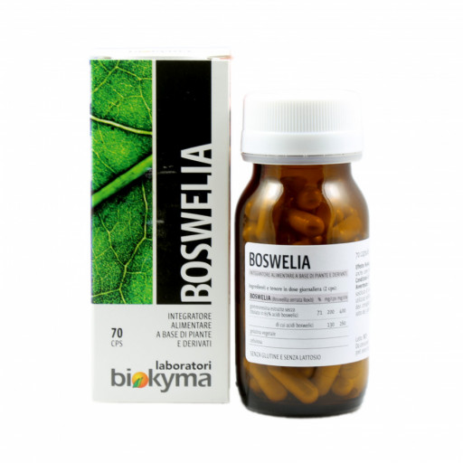BIOKYMA - Boswelia - 70 capsule