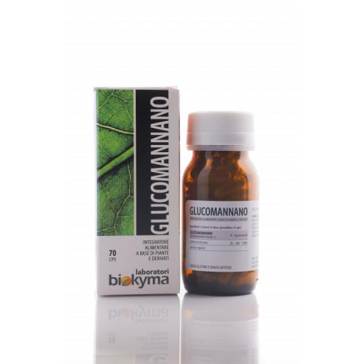 BIOKYMA - Glucomannano - 70 capsule
