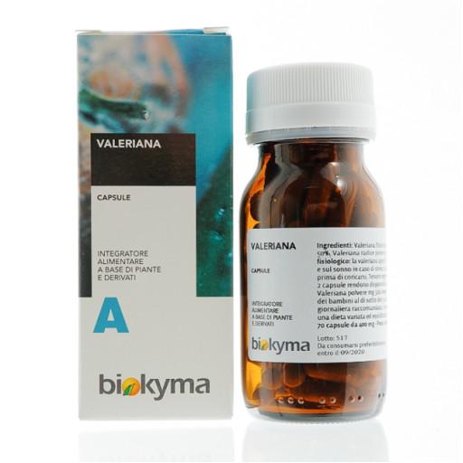 Valeriana - 70 capsule