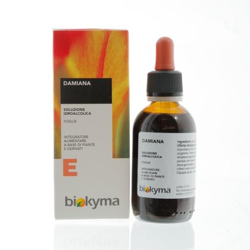 BIOKYMA - Damiana foglie tintura madre - 50ml