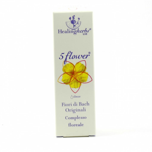 HEALING HERBS - 5 Flower Remedy - 30ml