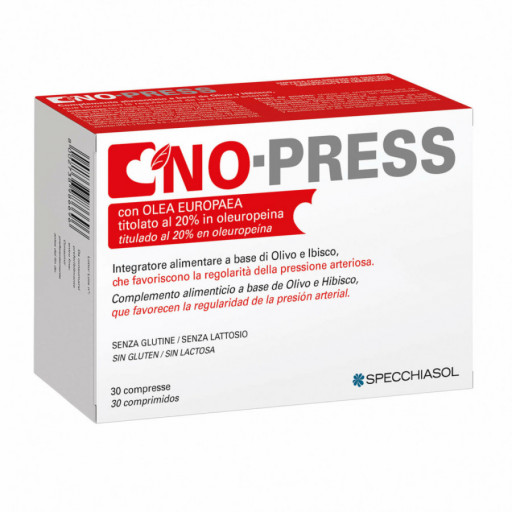 SPECCHIASOL - No-Press - 30 compresse