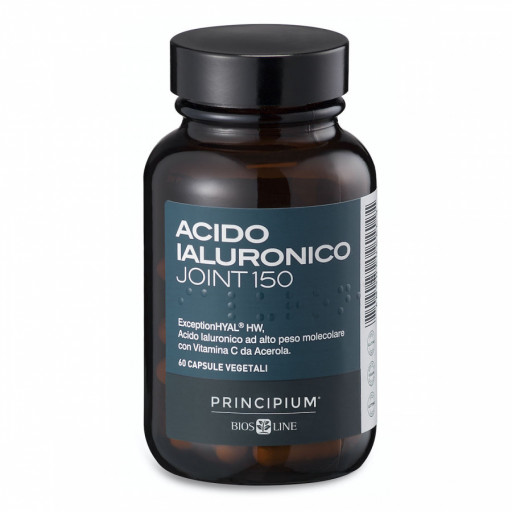 BIOS LINE - Acido Ialuronico Joint 150 - Linea Principium - 60 capsule