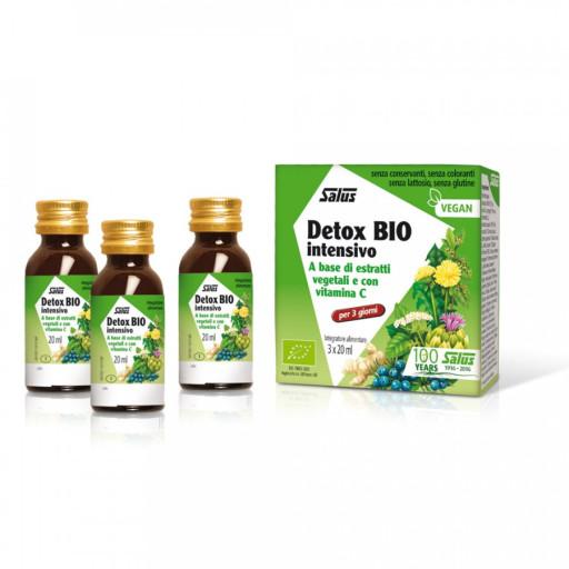 SALUS - Detox bio intensivo - 3x20ml