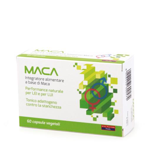 VITAL FACTORS - MACA - 60 capsule vegetali