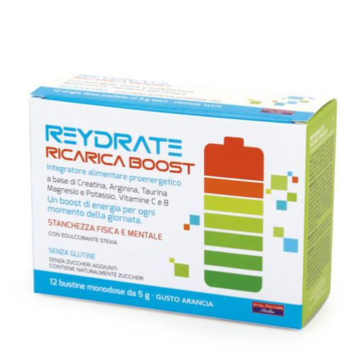 Reydrate Ricarica Boost - 12 bustine monodose