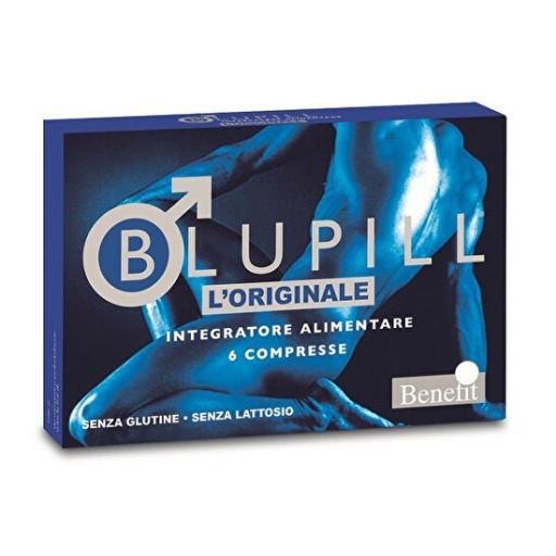 BENEFIT - Blupill - 6 compresse