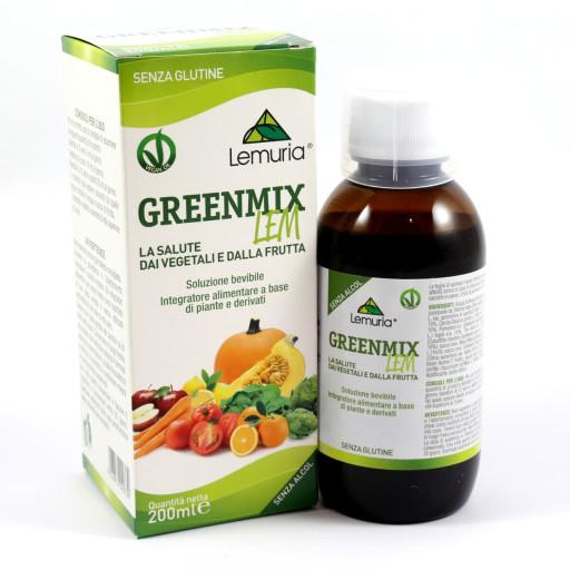 Greenmix lem - 200ml
