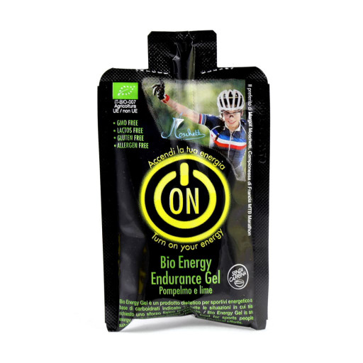 ON-ENERGY - Gel Endurance Pompelmo e Lime - 50ml