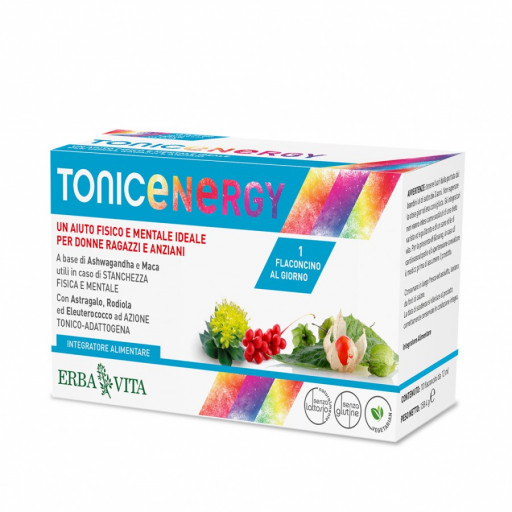 Tonic energy - 10x12ml