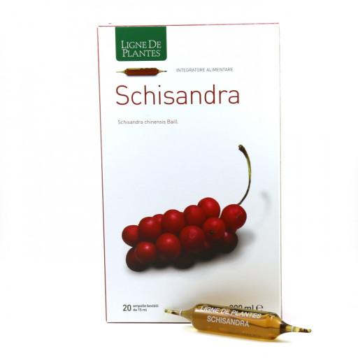 LIGNE DE PLANTES - Schisandra - 20 ampolle