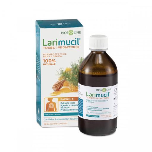 BIOS LINE - Larimucil tosse bambini - 175ml