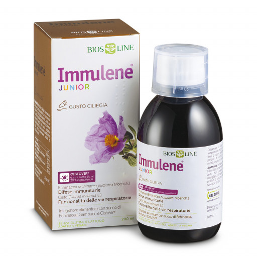 BIOS LINE  - Immulene Junior - 200ml