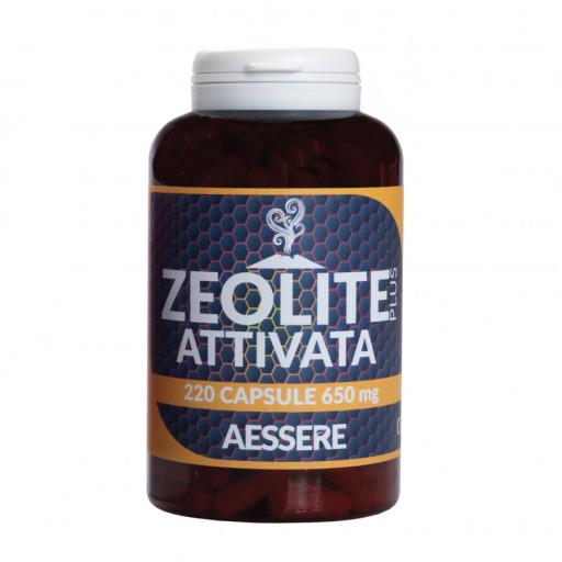 AESSERE - Zeolite Plus - 180 capsule da 650mg