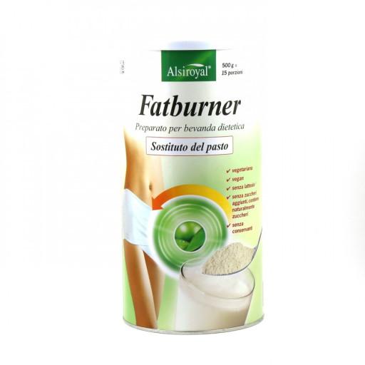 ALSIROYAL - Fatburner - 500gr