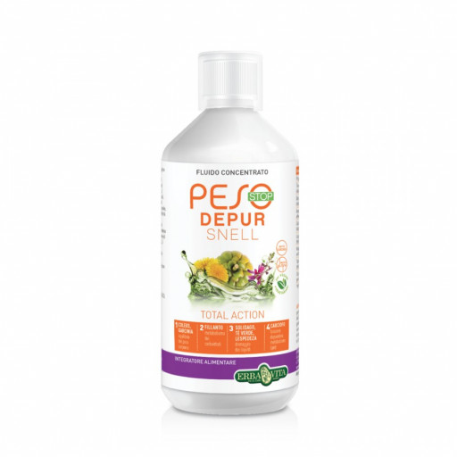Peso Stop Depur Snell - 500ml