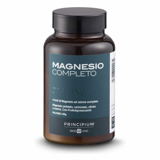 BIOS LINE  - Magnesio Completo - Linea Principium - 400g