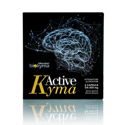 Active Kyma - 6 capsule vegetali da 600mg