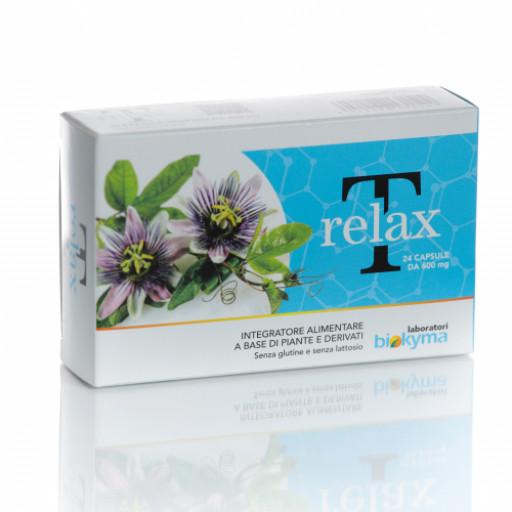 Biokyma T-Relax - 24 capsule vegetali da 600mg