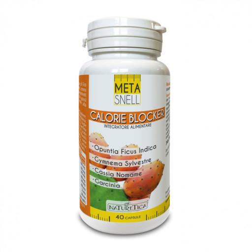 NATURETICA - Calorie Blocker - 40 capsule