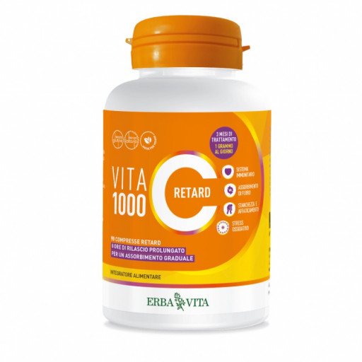 Vita C 1000 Retard - 90 compresse