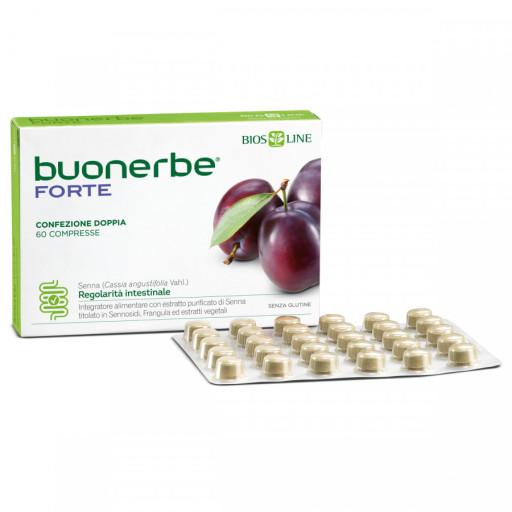 BIOS LINE  - BuonErbe Forte - 60 compresse