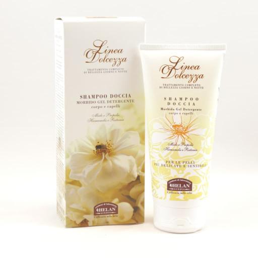 HELAN - Shampoo Doccia - Linea Dolcezza - 200ml